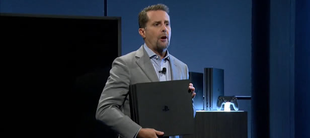 Andrew House at PlayStation Meeting 2016