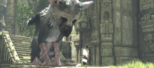 E3 Sony - The Last Guardian