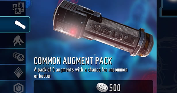 Kill Strain - Augment Pack