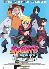 Boruto: The Naruto Movie