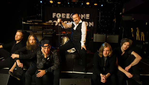 David Brent: Life on the Road - Forgone Conclusion (Ricky Gervais, Doc Brown aka Ben Bailey Smith, Andy Burrows, Steve Clarke, Michael Clarke and Stuart Wilkinson)