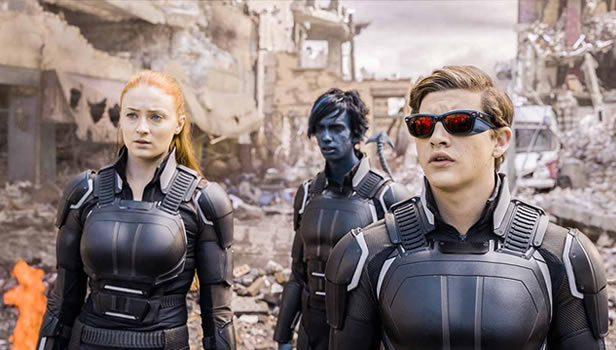 X-Men: Apocalypse - A new mutant team