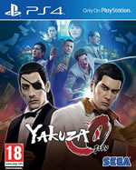SEGA presents Yakuza 0 - PlayStation 4