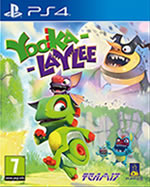 Playtonic Games & Team 17 presents Yooka-Laylee - PlayStation 4, Xbox One, Switch & PC